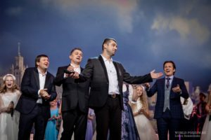Сольный концерт Сергея Куприка в Кремле